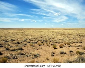 Barren Desert