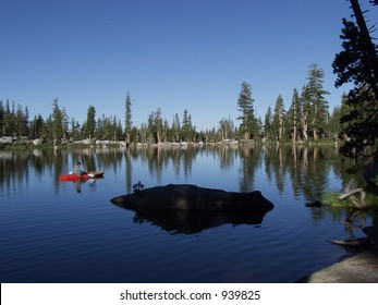 Barret Lake