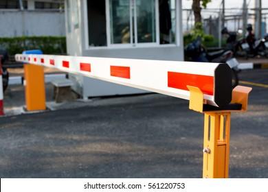 Barrier Gate Images, Stock Photos & Vectors   Shutterstock