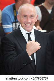 Barry McGuigan arriving for the UK Premiere of Red 2, at Empire Leicester Square, London. 22/07/2013