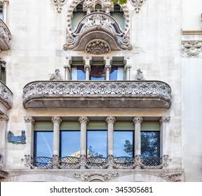 barselona architecture