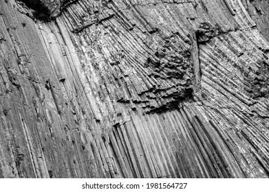 Basalt rock (Zlaty vrch, Czech republic) - Shutterstock ID 1981564727