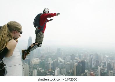 BASE JUMP 02