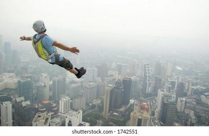 BASE JUMP 03