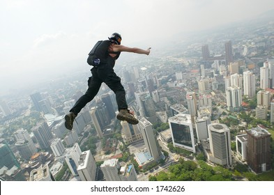 BASE JUMP 07