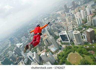 BASE JUMP 08