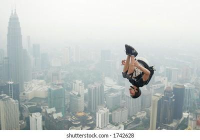 BASE JUMP 09