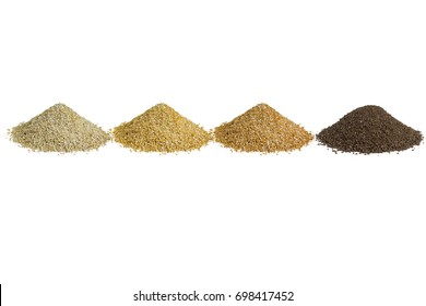 base malt and special malt,ingredient craft beer on white,pale ale malt,grain malt,wheat malt,