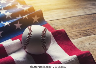 Baseball American Flag Background Stock Photo (Edit Now) 677884150 ... 8bd3826db72