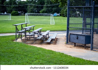 Baseball Bench Warmer Bleachers