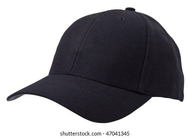 Baseball cap with path