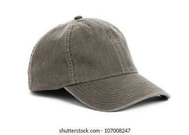 Baseball Cap with white background