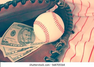 Baseball and dollars