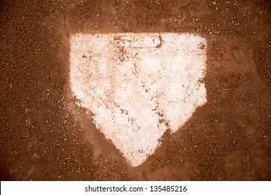 baseball field /red dirt
