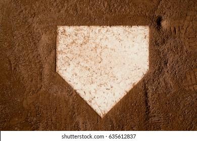 baseball filed scene