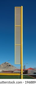 Baseball foul pole