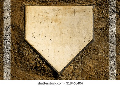 Prime Home Plate Baseball Images Stock Photos Vectors Beutiful Home Inspiration Cosmmahrainfo