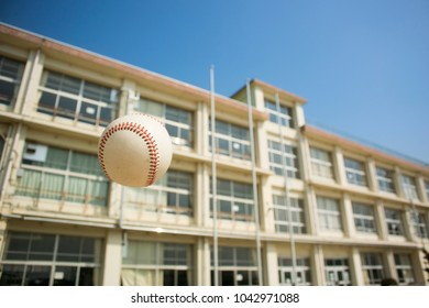 Baseball And Primary School
