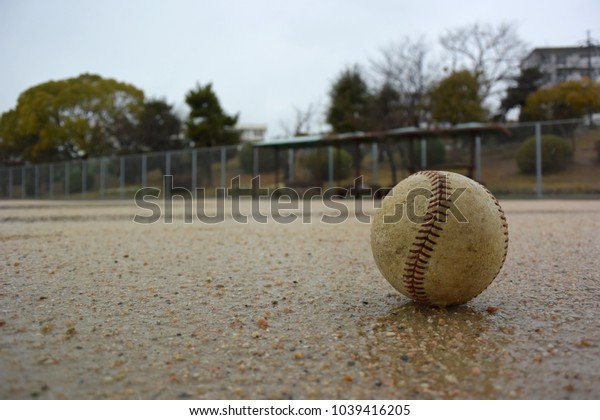 Baseball Rainy Day