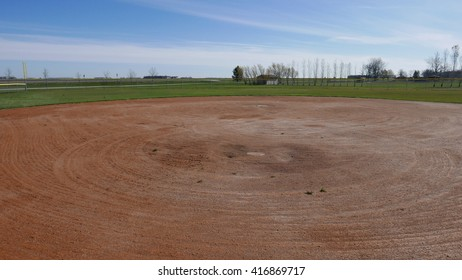 baseball softball field