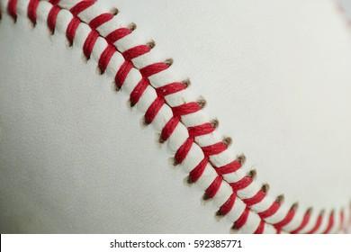 Baseball texture background.