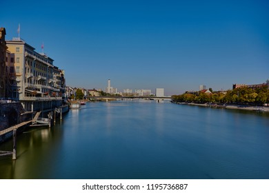 Basel, Switzerland - 25 September 2018: Novartis International AG is a Swiss multinational pharmaceutical company based in Basel, Switzerland.