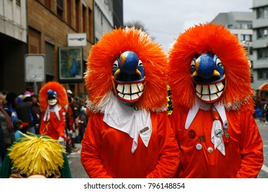 Basel Fasnacht Images, Stock Photos & Vectors | Shutterstock