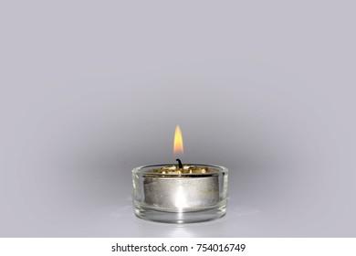 Basic Christmash candle