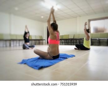 Basic Yoga Class
