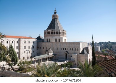 Basilica of the Annunciation, Church of of the Annunciation