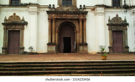 Basilica Of Bom Jesus GOA,India