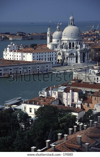 Basilica della Salute Venice