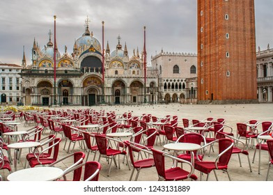 Basilica di San Marco, San Marco square , Venice Italy.