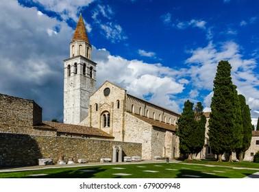 Basilica di Santa Maria Assunta in Aquileia, Italy