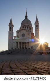 Basilica of Don Bosco, Basilica di Don Bosco, Castelnuovo Don Bosco, Asti, Italy