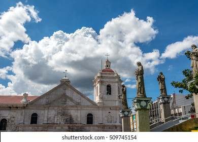 Basilica Minore del Santo Nino is a minor basilica in Cebu City in the Philippines that was founded in the 1565.