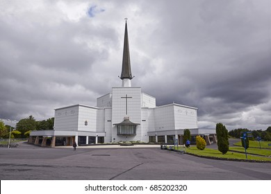 Basilica of 'Our Lady of Knock' national shrine of Our lady of Knock, Ireland