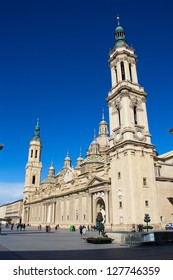 Basilica of Our Lady of Pilar, Zaragoza