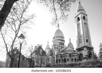 The Basilica of the Sacred Heart of Paris, commonly known as Sacré-Cœur Basilica  is one of the famous landmarks of Paris, France.