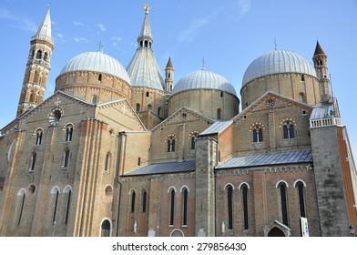 Basilica of Saint Anthony, Padova (Italy)