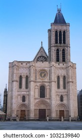 The basilica of Saint Denis is of unique importance historically and architecturally as its choir, completed in 1144, shows the first use of all of the elements of Gothic architecture.