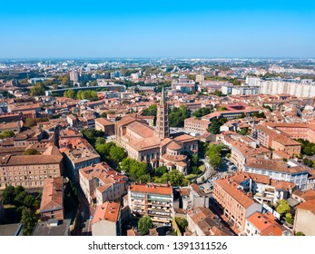 Basilica of Saint Sernin is a Roman Catholic church in Toulouse, France