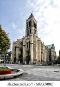 Basilica of Saint-Denis. Paris, France