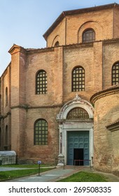 The Basilica of San Vitale is a church in Ravenna, Italy, and one of the most important examples of early Christian Byzantine art and architecture in western Europe.