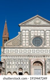 The basilica of Santa Maria Novella is one of the most important churches in Florence and stands on the homonymous square