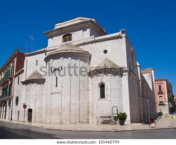 basilica-santo-sepolcro-barletta-puglia-