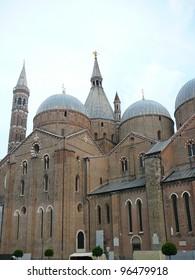 Basilica of St Anthony of Padua (Padova) in Veneto, Northern Italy