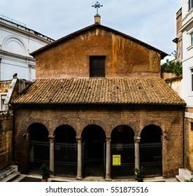 Basilica of Sts. Vitalis (San Vitale), Valeris, Gervase and Protase is titular minor basilica church in Rome, Italy. Roman Catholic church is commonly named Basilica di San Vitale.