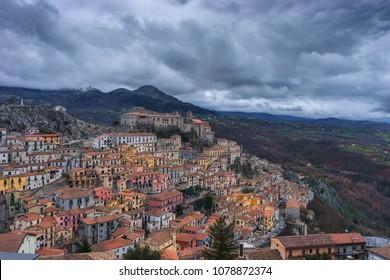 Basilicata region, Muro Lucano, Italy