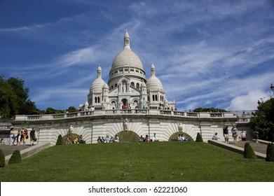 Basilique du Sacré-CÅ?ur, Paris